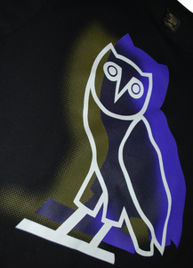 OVO Purple Stencil T-Shirt