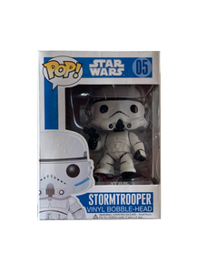 Stormtrooper Vinyl Bobble-Head Funko