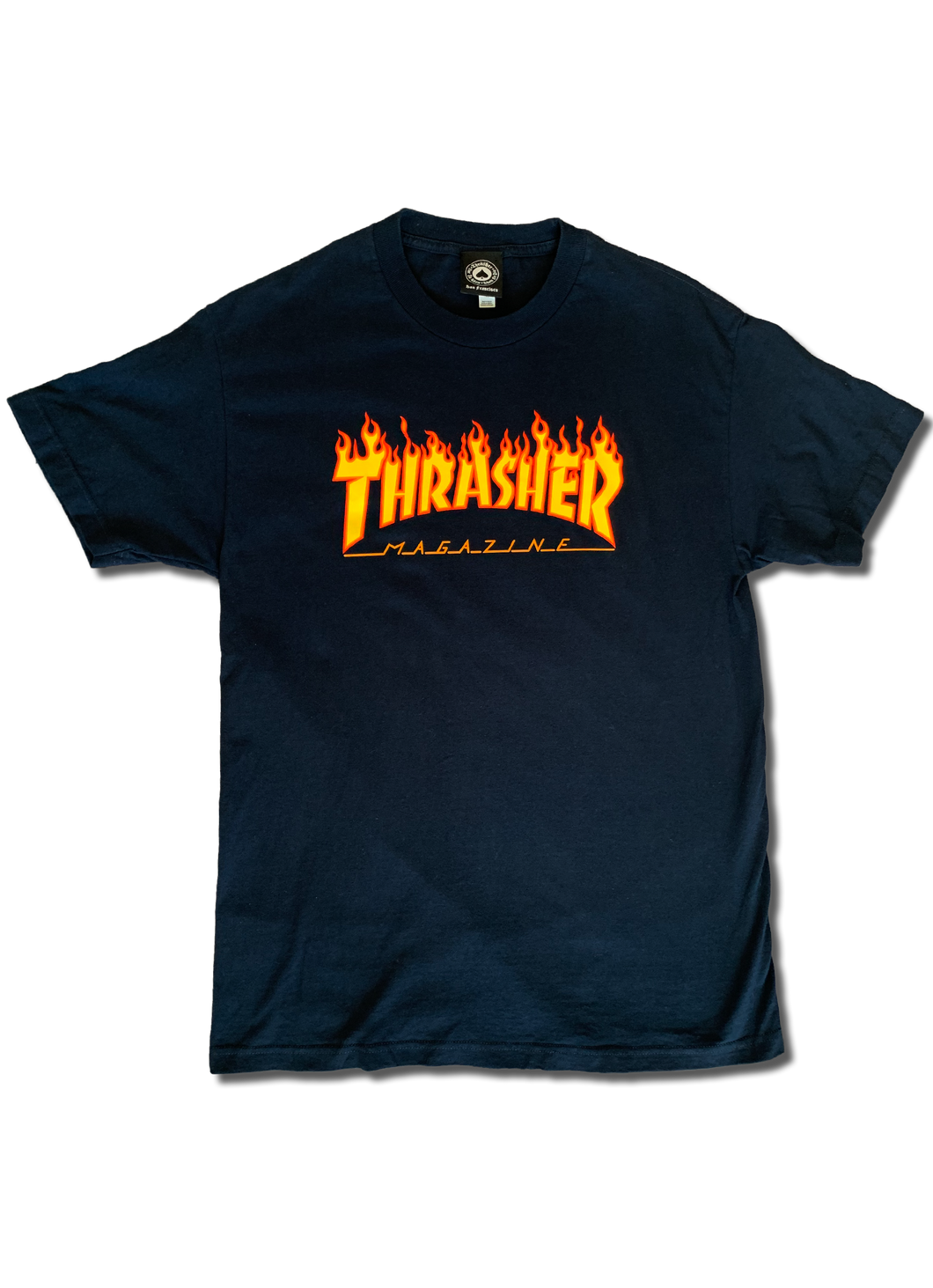 Thrasher Flames T-Shirt