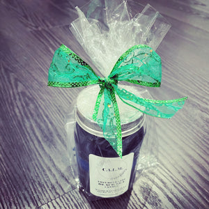 THIN BLUE LINE Large Jar Candle