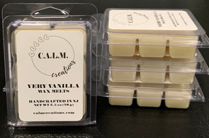 VERY VANILLA Wax Melts