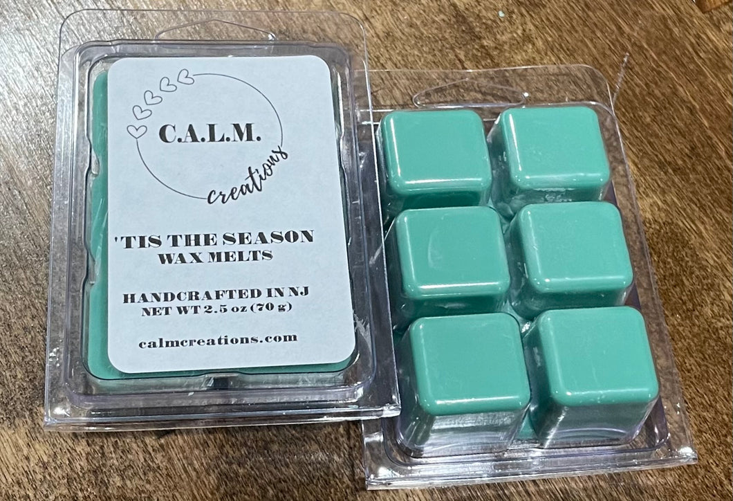 'TIS THE SEASON Wax Melts
