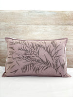 Hemp linen scatter cushion - Print 1/12May20