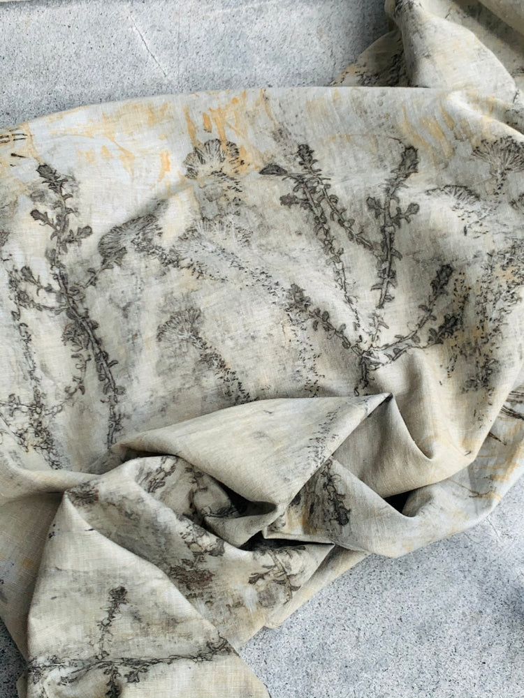 Load image into Gallery viewer, Hemp linen wrap - Print 1/29Aug19