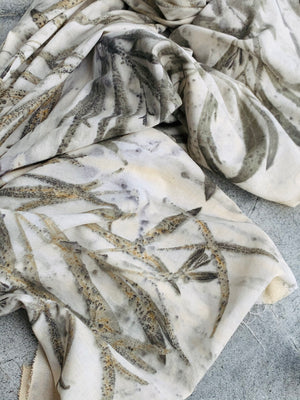 Cotton muslin wrap - Print 2/4Nov20