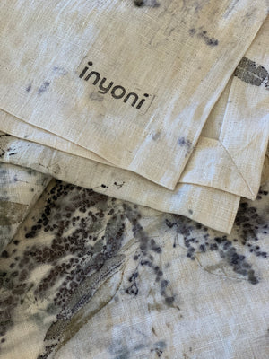 Load image into Gallery viewer, Flax linen table cloth - Print 1/28Mar20