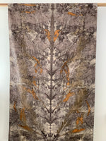 Hemp linen wrap - Print 1/12Mar20