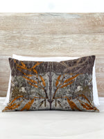 Hemp linen scatter cushion - Print 7/12Mar20
