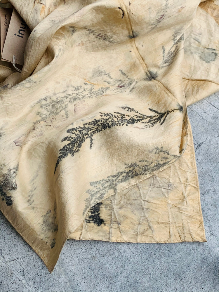 Load image into Gallery viewer, Dupioni silk wrap - Print 6/12Jul19