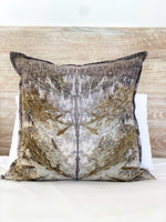 Hemp linen scatter cushion - Print 1/20Jan20