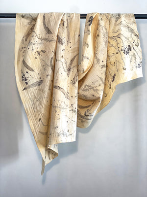 Double muslin wrap - Print 2/30Nov19
