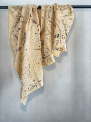 Load image into Gallery viewer, Double muslin wrap - Print 2/30Nov19