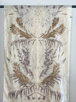 Hemp linen wrap - Print 1/8Mar20