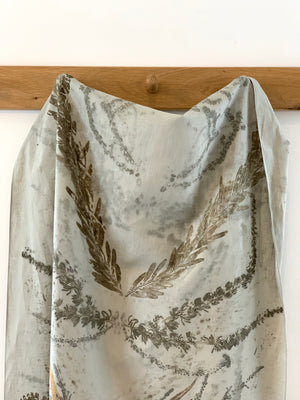 Hemp linen wrap - Print 2/25Feb20