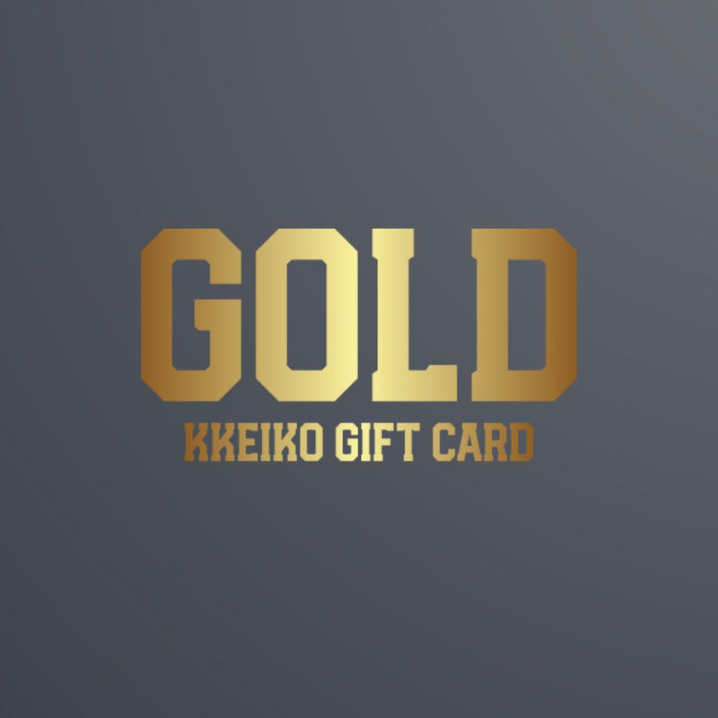 GOLD - GIFT CARD