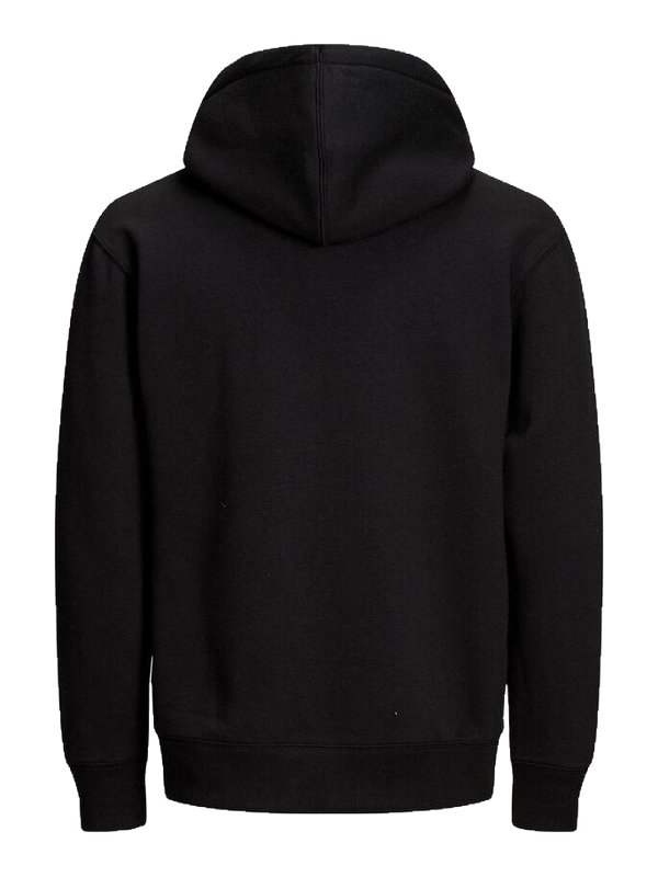 REAL RECOGNISE REAL HOODIE - BLACK