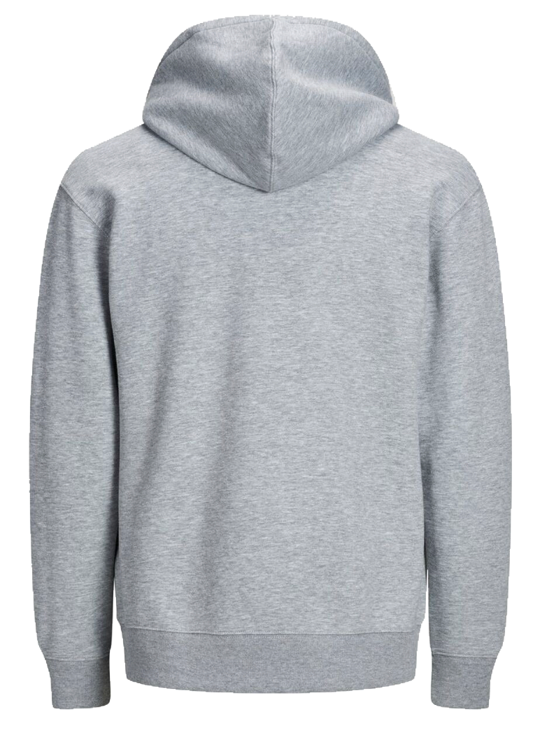 OFFICIAL KKEIKO LONDON LOGO HOODIE - GREY