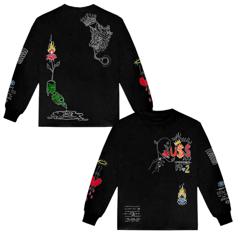 Psycho Pt. 2 Long Sleeve
