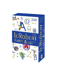 Le Robert illustré 2018