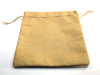 "7"" x 8"" Leather Bag Tan"