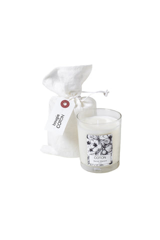 Bougie Coton / Cotton candle