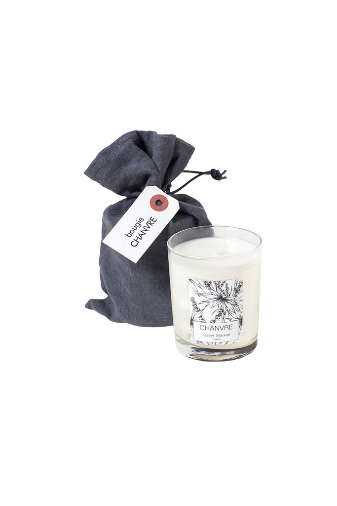 Bougie Chanvre / Hemp candle