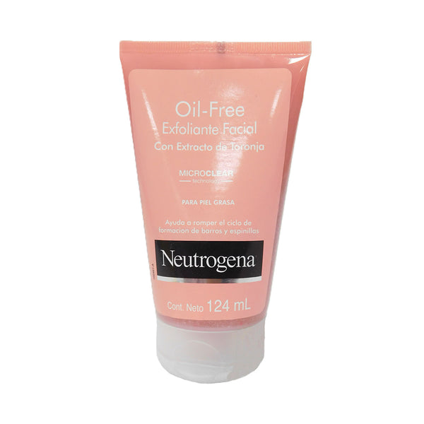 NEUTROGENA EXFOLIANTE FACIAL