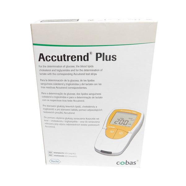 ACCUTREND PLUS MED 4 PARAM SANG