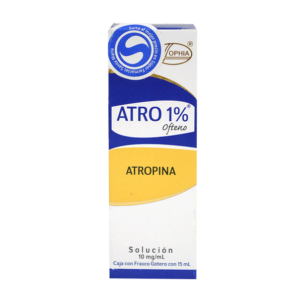 ATRO OFT CMC 15ML 1%