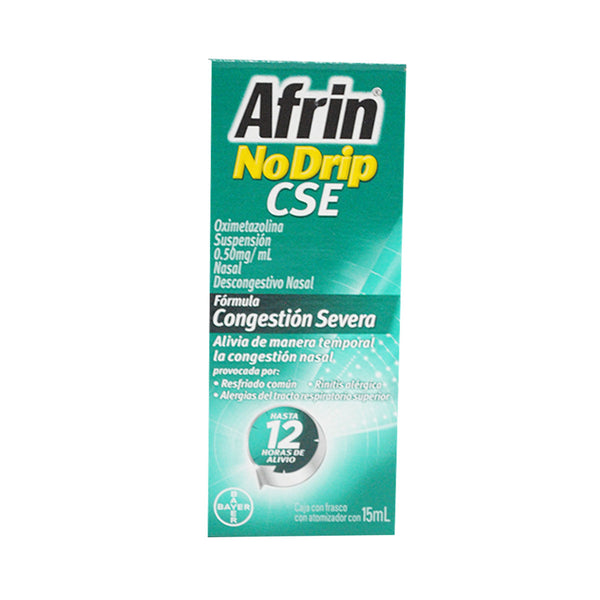 AFRIN NO-DRIP CSE NEB 15 ML