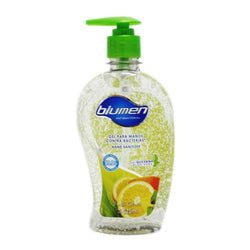 BLUMEN GEL ANTIBACTERIAL CITRUS 525 ML