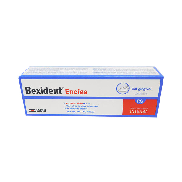 BEXIDENT ENCIAS GEL TB 50 ML