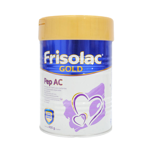 FRISOLAC GOLD PEP AC 400G