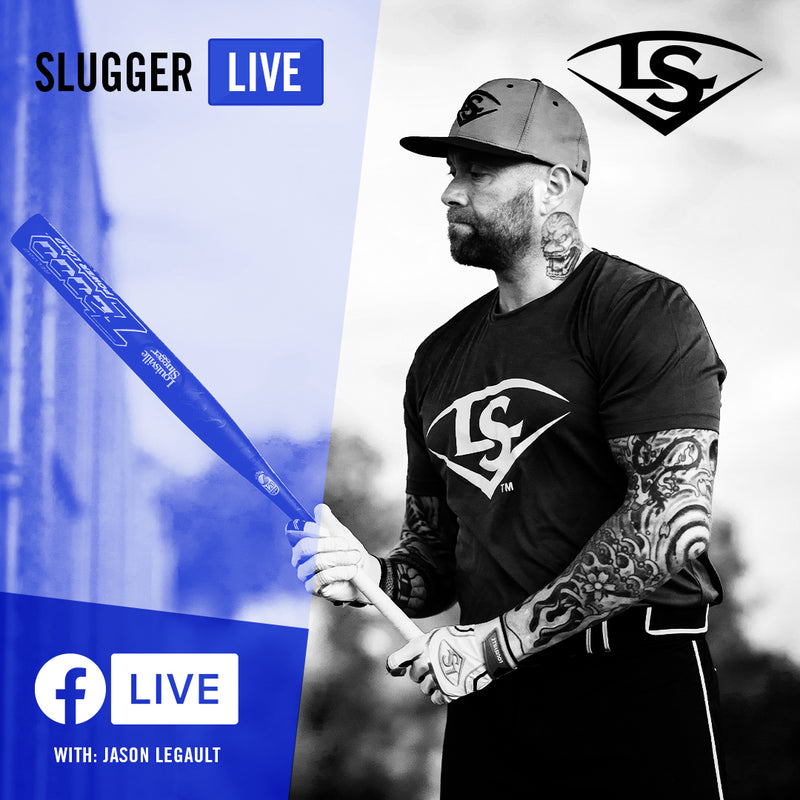 Slugger LIVE with Jason Legault - Feb 11th edition
