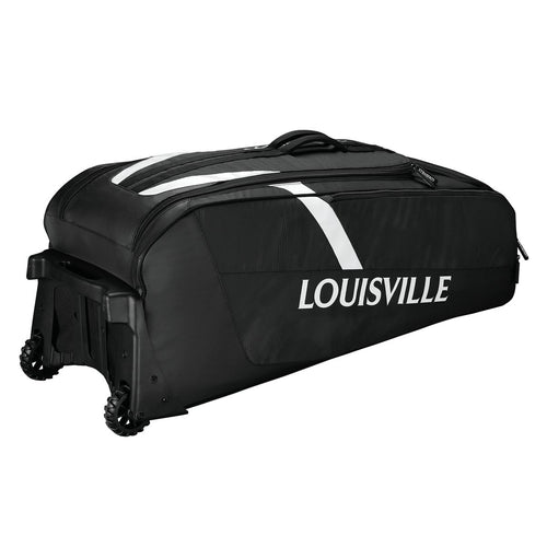 RIG WHEELED - SELECT Louisville Slugger  BL-BLACK O/S   WHEELED BAGS