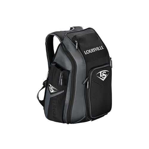 STICK PACK - PRIME Louisville Slugger  BC-BLACK/CHARCOAL O/S   BACKPACKS