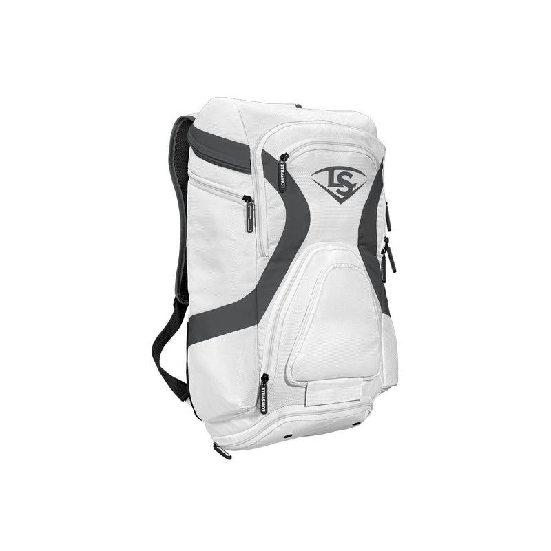 STICK PACK - M9 Louisville Slugger  WHITE-CHARCOAL O/S   BACKPACKS  (5396902281380)