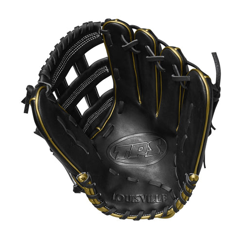TPS SLOWPITCH FIELDING GLOVE - BLACK (6032314269860)