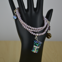 Load image into Gallery viewer, Wrap Bracelet w Charm