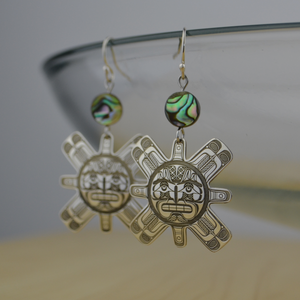 SS Sun Earrings