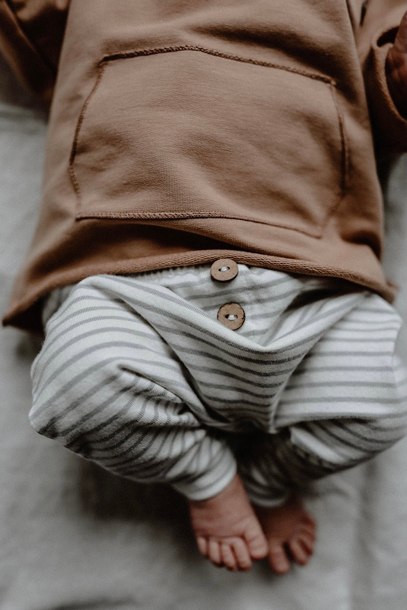 LITTLE POCKET PANTS STRIPES