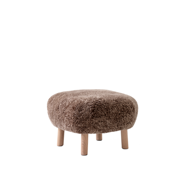 Andtradition - Lille Petra ATD1 - Pouf - Sheepskin Sahara