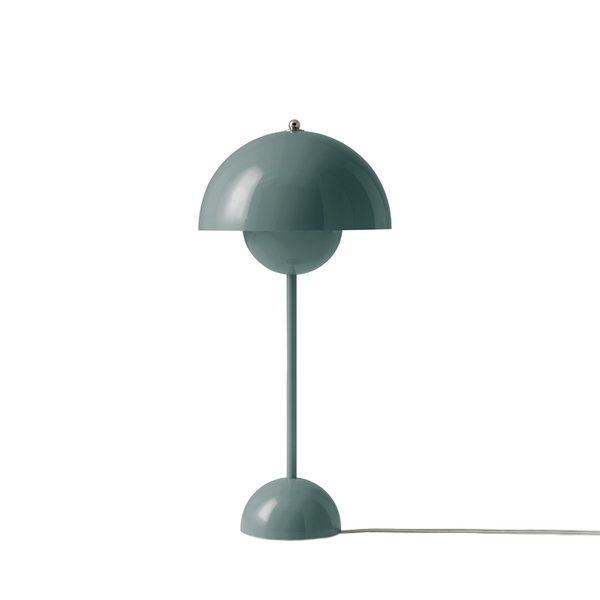 Andtradition - Flowerpot VP3 - Bordlampe - Stone Blue