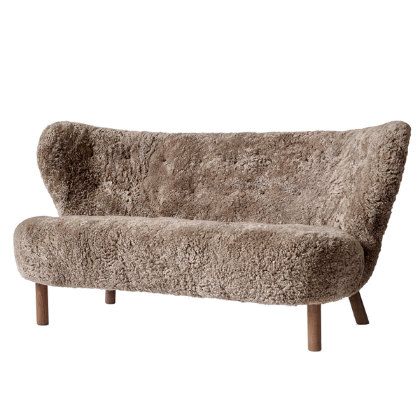 Andtradition - Lille Petra VB2 - Sofa - Sheepskin Sahara