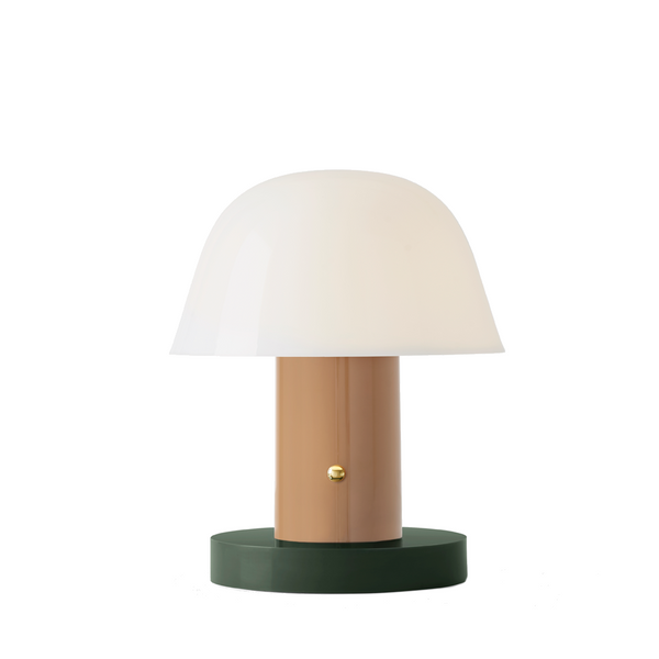 Andtradition - Setago JH27 Transportabel lampe - Nude & Forest