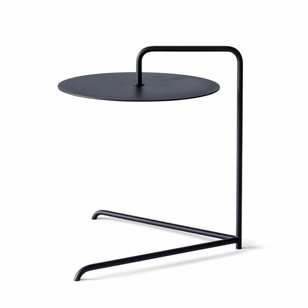 Bent Hansen - Cymbal Side Table - Sort - Ø45 cm