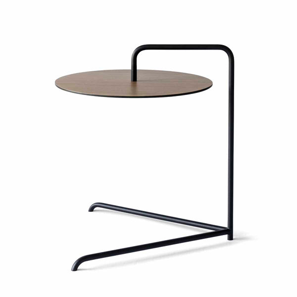 Bent Hansen - Cymbal Side Table - Eg - Ø45 cm