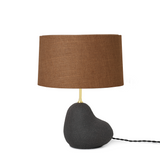 ferm LIVING - Hebe Base Small - Bordlampe - Mat sort