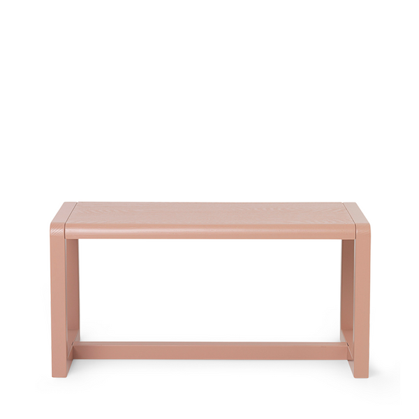 ferm LIVING - Little Architect - Børnebænk - Rosa