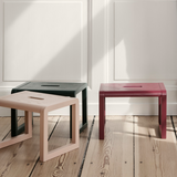 ferm LIVING - Little Architect - Skammel - Bordeaux